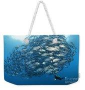 Fish Watch Weekender Tote Bag