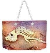Fishbones Weekender Tote Bag