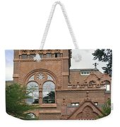 Fisher Fine Arts Library Historical Place Weekender Tote Bag