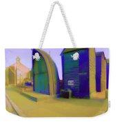 Fisher Houses Weekender Tote Bag