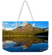 Fishercap Snowcap Reflections Weekender Tote Bag
