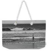Fisherman - Costa Del Sol - El Salvador Bnw V Weekender Tote Bag