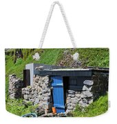 Fisherman's Hut Priest's Cove Cape Cornwall Weekender Tote Bag