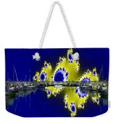 Fishermans Terminal Weekender Tote Bag