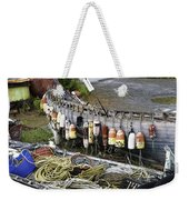 Fishermen's Supplies Weekender Tote Bag