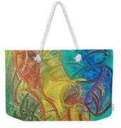 Fishes Weekender Tote Bag