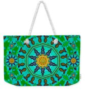 Fishes In Freedom Under The Sun Weekender Tote Bag