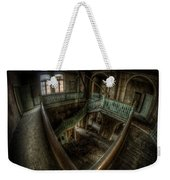 Fisheye From Above Weekender Tote Bag