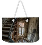 Fisheye Stairs Weekender Tote Bag