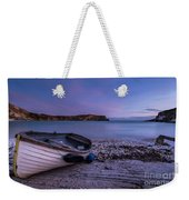 Fishing After Hours Weekender Tote Bag