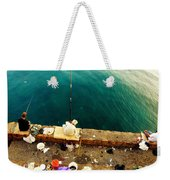 Fishing Beirut  Weekender Tote Bag