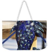 Fishing Blues Weekender Tote Bag