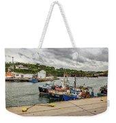 Fishing Boats Weekender Tote Bag