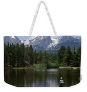 Fishing In Colorado Weekender Tote Bag