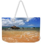 Fishing In Maui Weekender Tote Bag