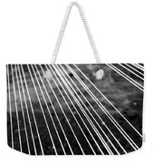 Fishing Lines Weekender Tote Bag