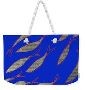 Fishing News Weekender Tote Bag