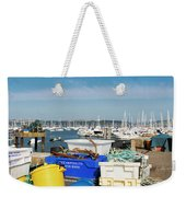 Fishing Things Weekender Tote Bag