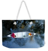 Fishing Trip Weekender Tote Bag