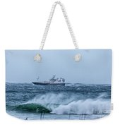 Fishing Vessel Weekender Tote Bag