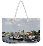 Fishingport Buesum Weekender Tote Bag