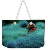 Fishnet Weekender Tote Bag by Okan YILMAZ