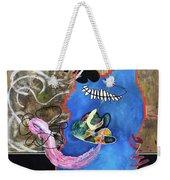 Fishtank  Weekender Tote Bag