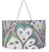 Five Elizabethan Ladies Weekender Tote Bag