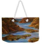 Fjords Of Norwary Weekender Tote Bag