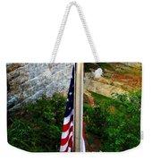 Flag Day Weekender Tote Bag