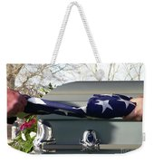Flag For The Fallen Weekender Tote Bag