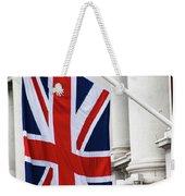 Flag Of Great Britain  Weekender Tote Bag