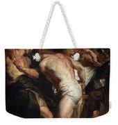 Flagellation Of Christ 2 Peter Paul Rubens Weekender Tote Bag