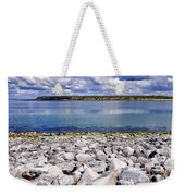 Flaggy Shore Weekender Tote Bag