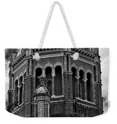 Flagler Memorial Presbyterian Church 3  B-w Weekender Tote Bag
