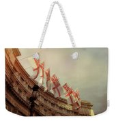 Flags Of London Weekender Tote Bag