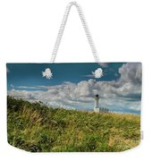 Flamborough Lighthouse, North Yorkshire. Weekender Tote Bag
