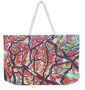 Flamboyant Beauty Weekender Tote Bag
