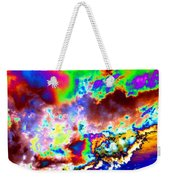 Flamboyant Cloudscape Weekender Tote Bag