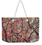 Flamboyants In The Sky Weekender Tote Bag