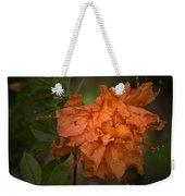 Flame Azalea Weekender Tote Bag