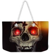 Flame Eyes Weekender Tote Bag
