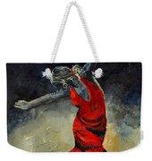 Flamenco 18 Weekender Tote Bag