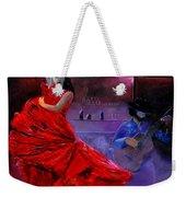 Flamenco 88 Weekender Tote Bag