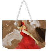 Flamenco Dance Women 02 Weekender Tote Bag