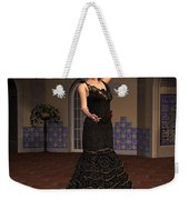 Flamenco Dancer Weekender Tote Bag