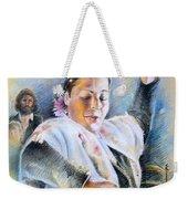 Flamenco Dancer Weekender Tote Bag