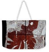 Flamenco Lady 4 Weekender Tote Bag