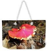 Flamenco Mushroom In Red Weekender Tote Bag