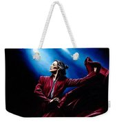 Flamenco Performance Weekender Tote Bag by Richard Young